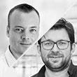Christian Krause und Georg Jennessen